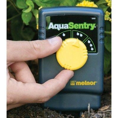 Raincloud Internet Controlled Smart 4 Valve Garden Watering Irrigation Timer - Grey - Melnor