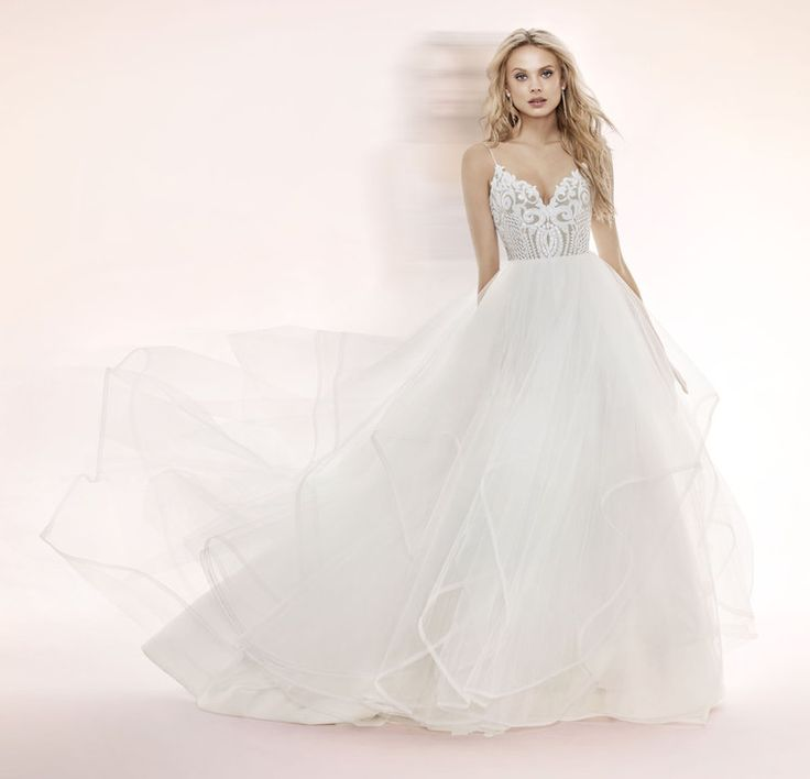 Blush By Hayley Paige Style 1700 Pepper Find Gown De Ma Fille Bridal