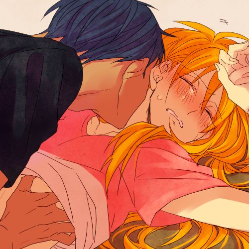 Fem!Kise is the prettiest thing on the world ; w ;