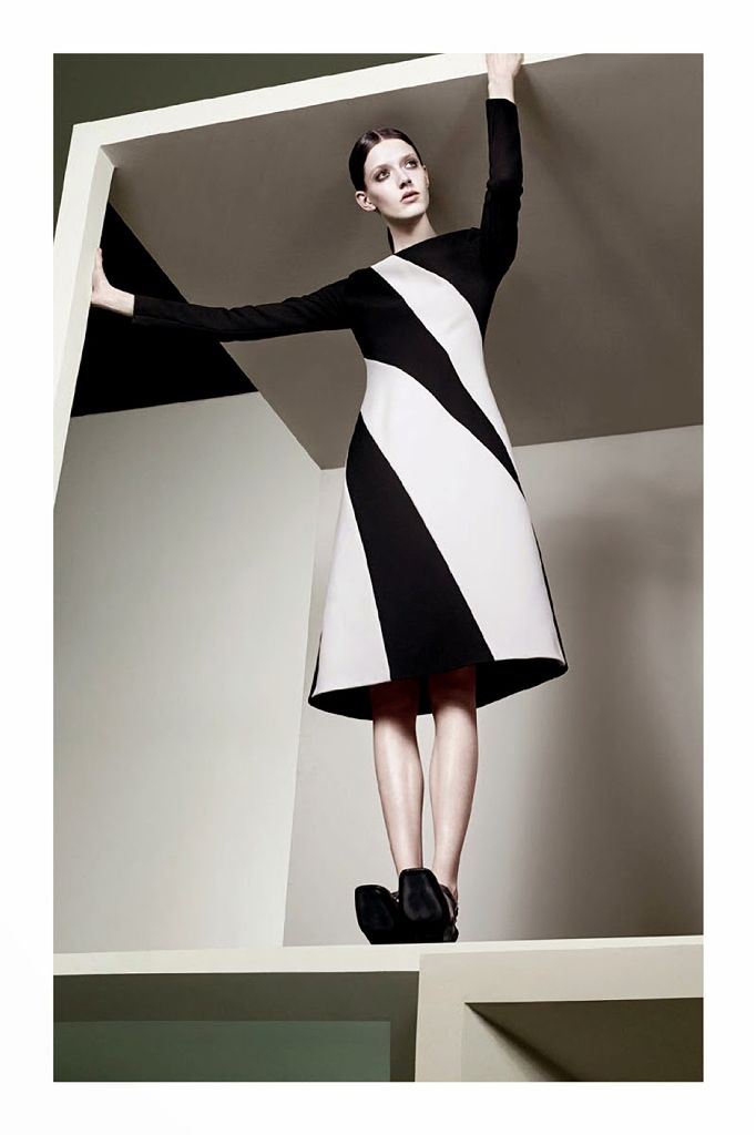 Capricorn Graphic & Graphic: By Craig Mcdean For Vogue Italia July 2014 - http://www.simplysunsigns.com/
