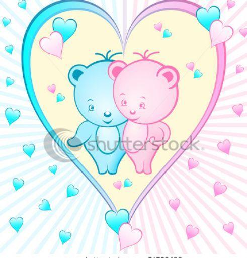 Cartoon Characters Love : Kawaii cartoon characters cute in