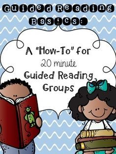 This pack includes everything you'll need to do a 20 minute guided reading group! It takes you through what you need to do before meeting with a group (making groups, scheduling, materials, etc), what to do and say during the guided reading group (including how long to do each part), and all the hand out's and monitoring tools you'll need!