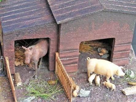 家畜小屋 - Google 検索