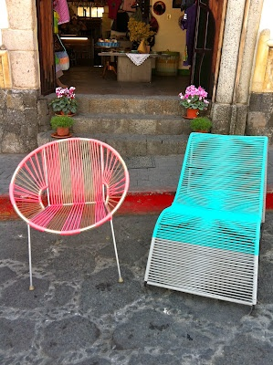 acapulco chairs please <3