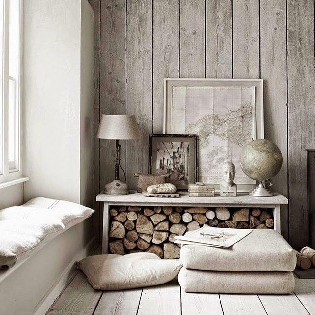 landelijk  gebruik verschillende beige-tinten gecombineerd met licht hout  gegarandeerd succes! #landelijkwonen #landelijk #interieur