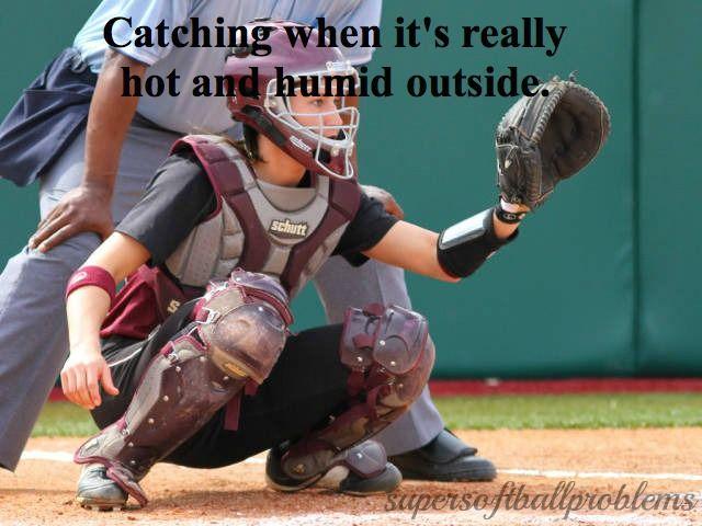 Super Softball Problems #catchingproblems