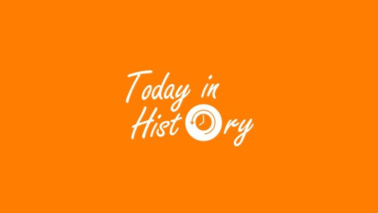 Today In History // delivers you interesting facts on what happened in this particular day across the years.