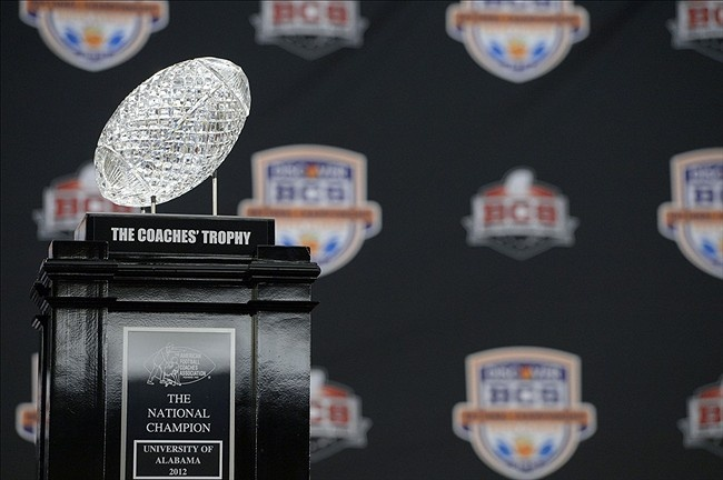 2013-14 College Football Bowl Schedule Announced
