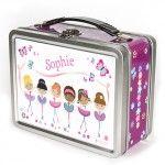 Prima Ballerinas Personalized Lunch Box - I See Me!