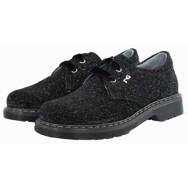 #scarpa #brogue #glitter #bambina #cool