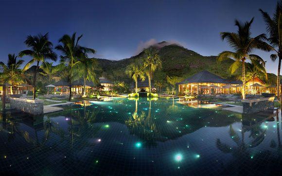 Hotel Hilton Seychelles Labriz Resort & Spa ***** - Silhouette Island, Mahe, Seychelles He encontrado el destino soñado en voyageprive.com, ...