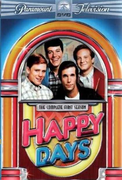 Happy Days - unforgettable characters