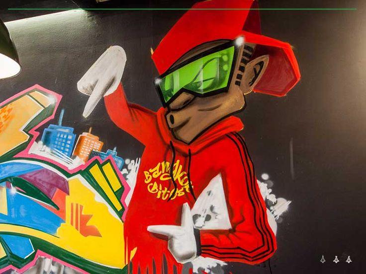 hire graffiti artist sydney