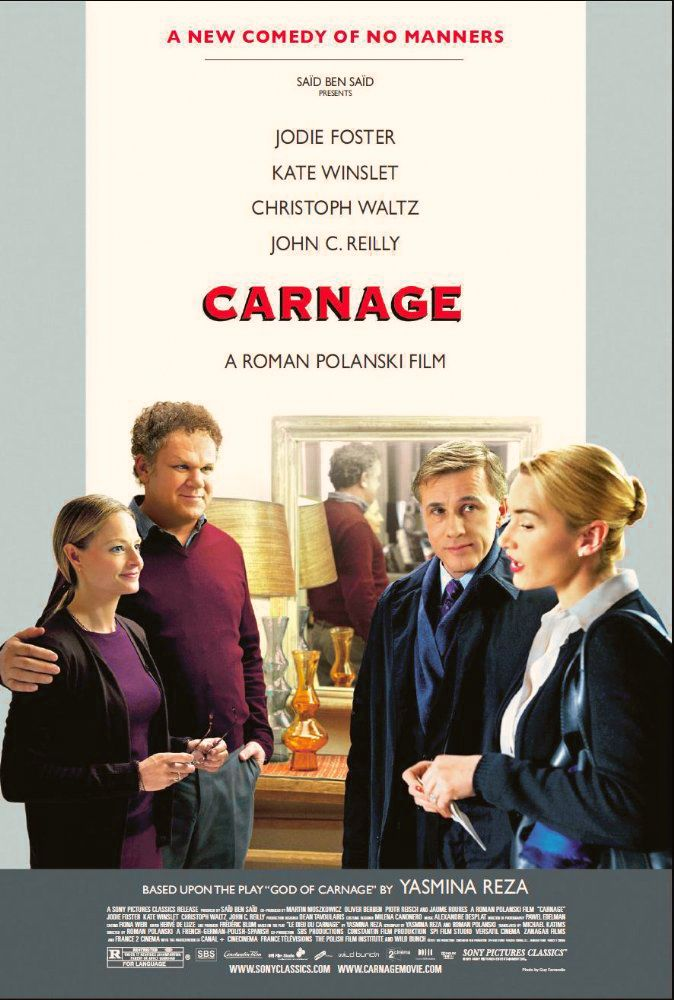 Carnage (2011) FILM – Comedy tulsi.rs