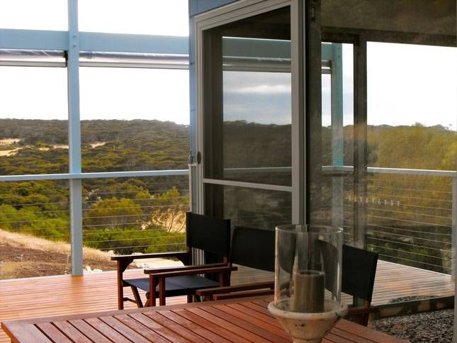 A Dune Escape | Beautiful 2-bedroom eco house with open plan living and outside deck | Emu Bay #KangarooIsland