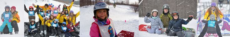 Childrens Ski Lessons - SkiWee Program @ Shawnee Mountain Ski Area - the Poconos favorite Ski Resort - Skiing, Snowboarding & Snow Tubing in Pennsylvania - Poconos Ski Mountain - Ski & Stay Poconos, PA - Learn to Ski Packages Poconos - Close to home and some of the best terrain!