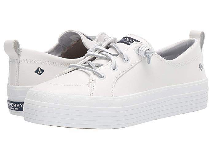 Sperry Crest Vibe Triple Leather