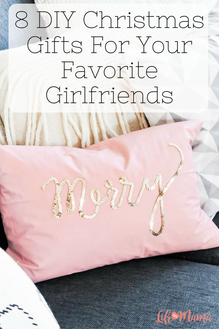 If you're thinking of trying your hand at DIY gifts this holiday season, why not start out my giving your best friends one of these special items.