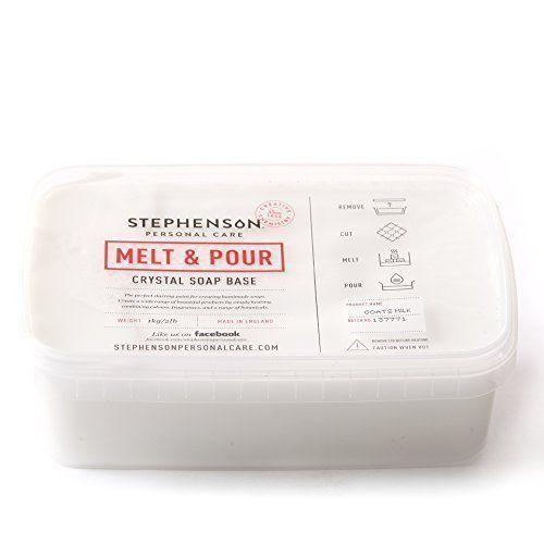 Mystic Moments Base de savon au lait de chèvre 2kg: Sans paraben – Biodégradable Cet article Mystic Moments Base de savon au lait de…