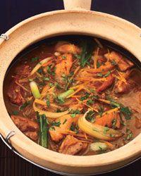 Clay Pot Ginger Chicken // More Excellent Chicken Recipes: http://www.foodandwine.com/slideshows/chicken #foodandwine