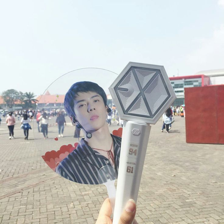 #EXO #exolightstick #goods