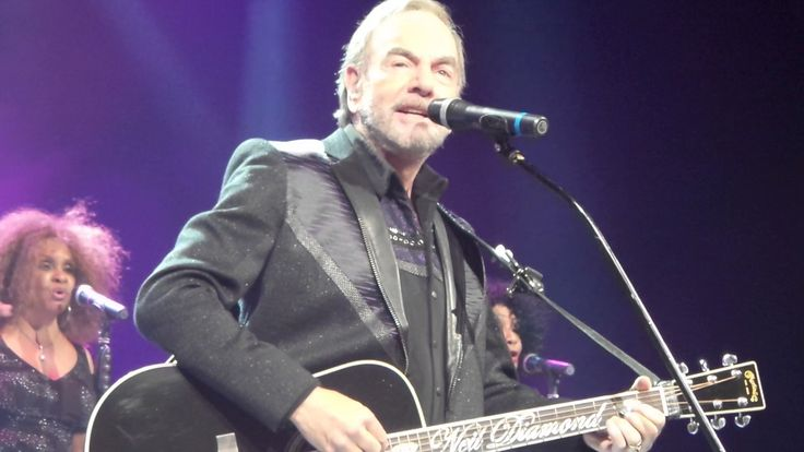 Intro Cherry, Cherry LIVE Neil Diamond 6-20-17 Wells Fargo Center, Philly - YouTube