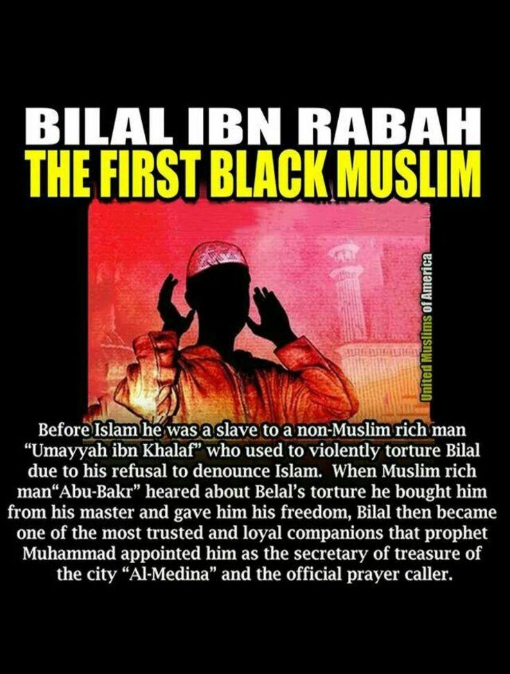 Bilal r.a Subhan Allah