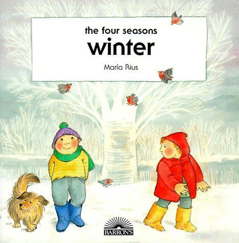 Winter (Four Seasons) by Maria Rius
