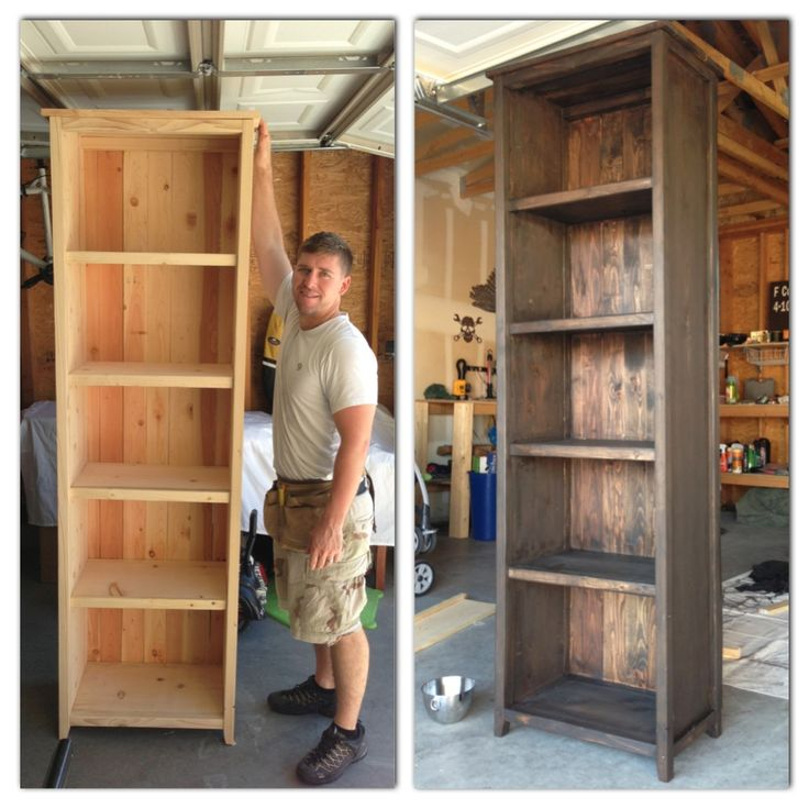 Fine Woodworking Bookshelf Plans - WoodWorking Projects ...