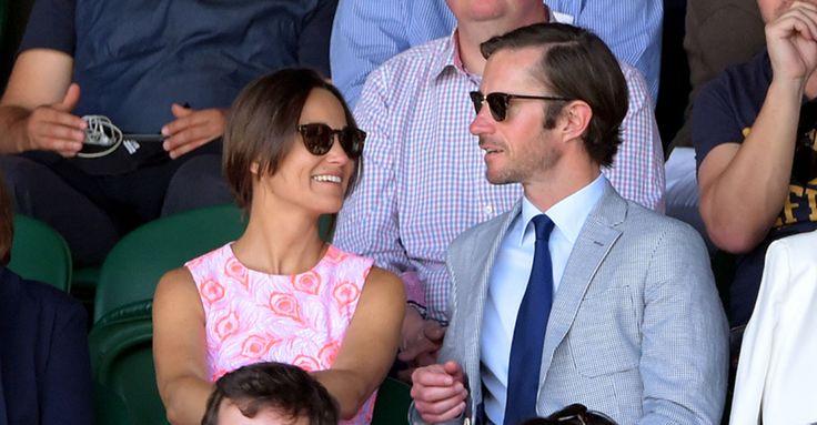 Was wir über Pippa Middletons Hochzeit wissen! #News #Stars