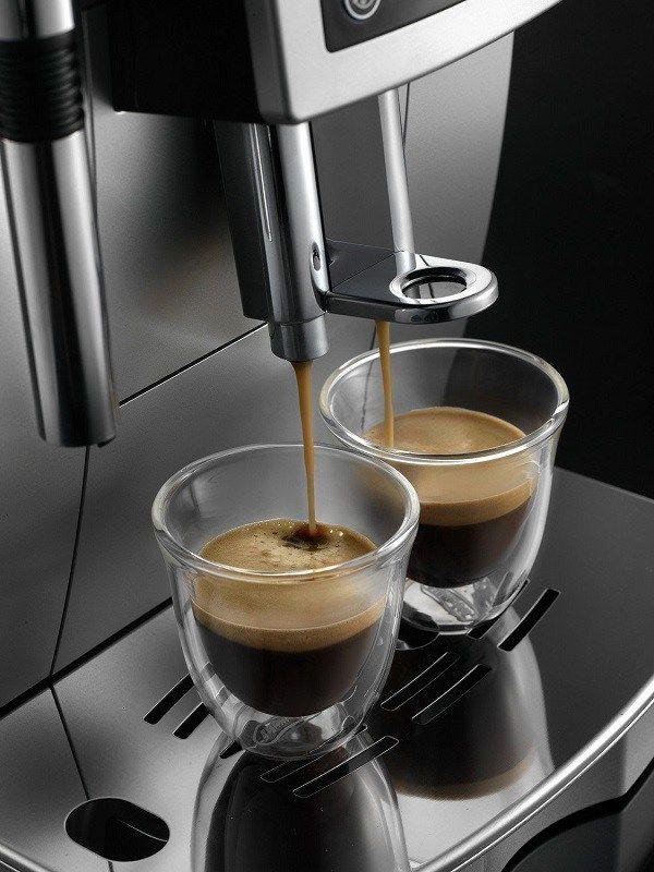 DeLonghi ECAM22110SB Compact Automatic Cappuccino Latte and Espresso Machine Review
