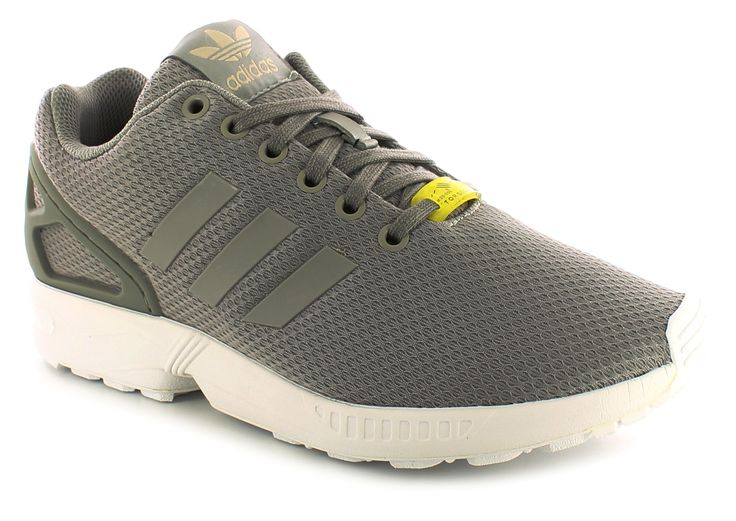 4d17eab6f ... official store adidas zx flux. a 1980s classic zx style with a moulded  heel .