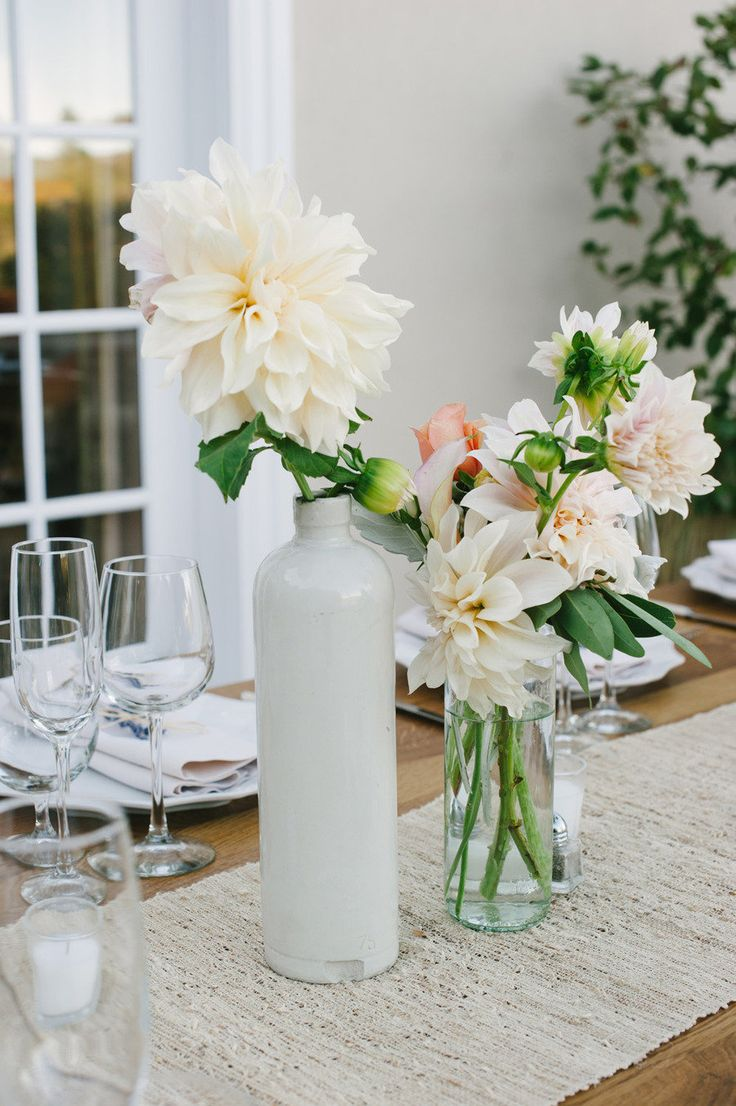 Fine Wedding Table Vase Centerpieces Component - The Wedding Ideas ...