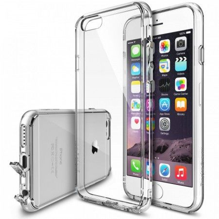 Rearth iPhone 6 Case Ringke Fusion Crystal View [Harga: Rp 275.000]