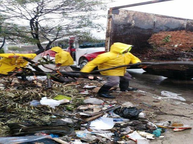 SEMANARIO BALUN CANAN: Realiza Alcaldía de Tijuana limpieza de derrumbes ...