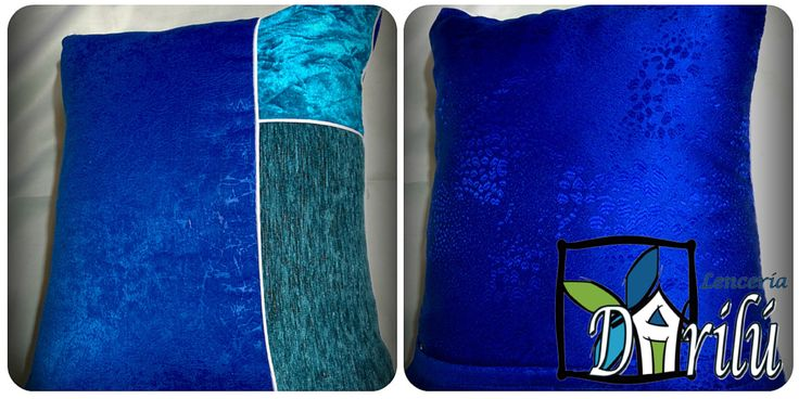 Tricolor verde azul. #darilú #azul