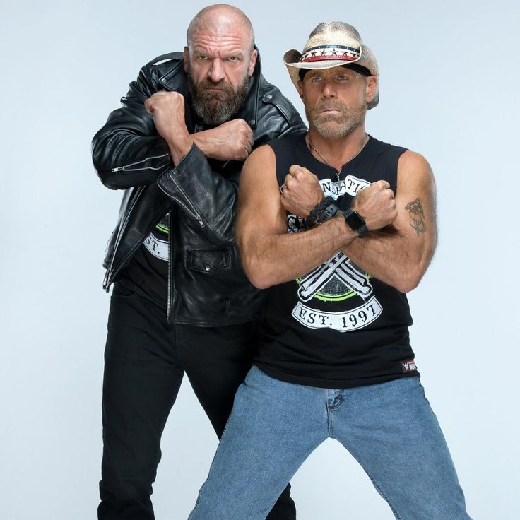Pin by Michelle Worrell on Shawn michaels | Stephanie