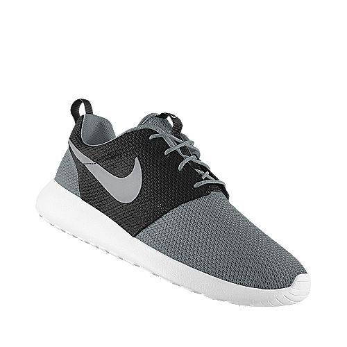 Nike Roshe Run Id Cerf De Virginie Noir