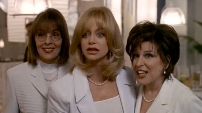 The First Wives Club cast is reuniting!