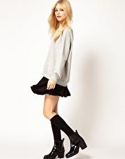 b + ab Fish Tail Skirt