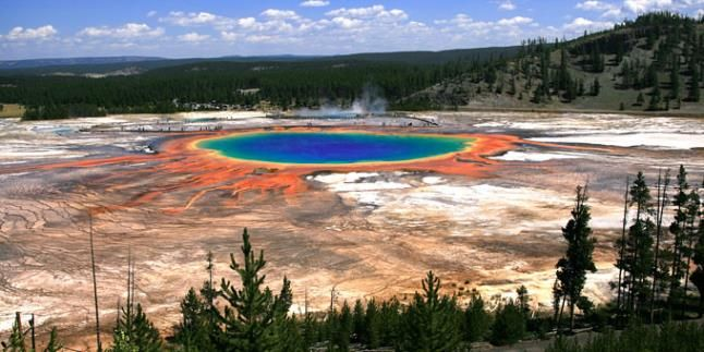 Καταπράσινες βουνοπλαγιές, γαλάζιες λίμνες, απόκοσμα φαράγγια, παράξενα ζώα - 15 απίθανοι εθνικοί δρυμοί στον κόσμο! - Μagazino1