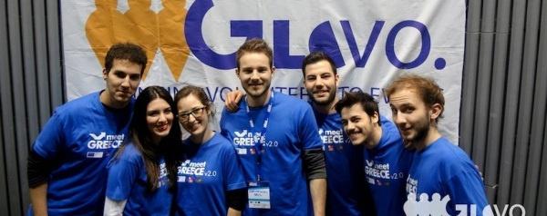 #greek #startup #glovo #volunteer