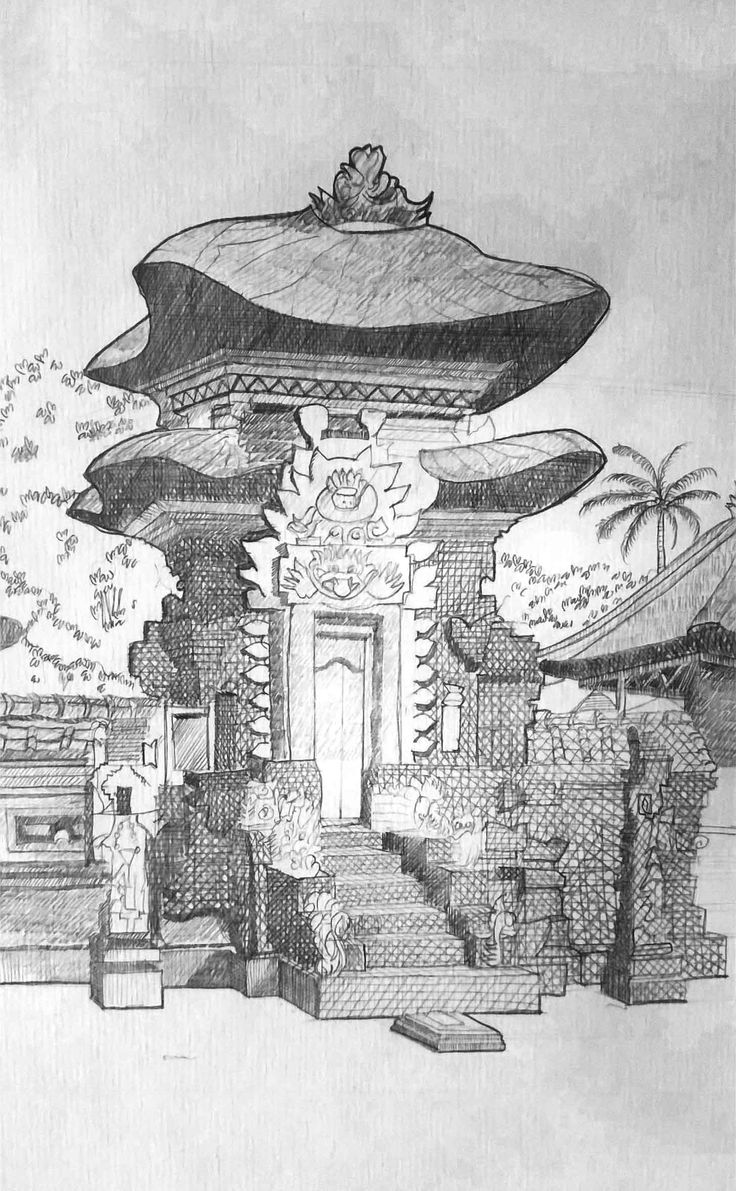 Redrawing Of The Temple 2