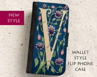 Phone case  Magnolia  Personalised Case  Vintage