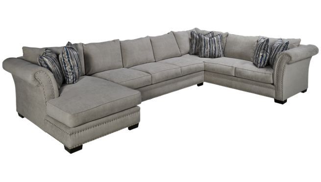 Fairmont Designs   Beth   3 Piece Sectional   Jordanu0027s Furniture | Living  Room | Pinterest | Living Rooms, Entertainment Room And Room