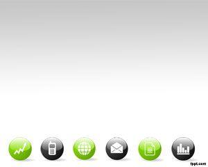 Plantilla PowerPoint con Iconos de negocio PPT es una plantilla de PowerPoint o modelo de diapositivas para negocios puede ser usada en presentaciones relacionadas a negocios