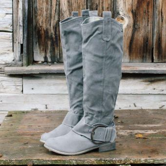 Fall Riding Boots...Spool 72 also.  I love all these really cute flat boots for the fall. Size 8-1/2