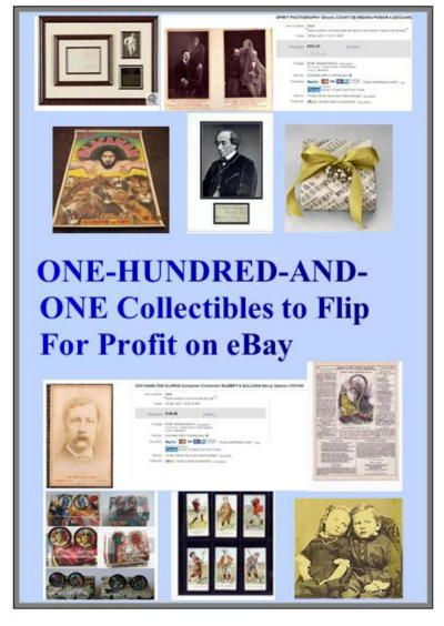 101 Collectibles to Flip for Profit on eBay