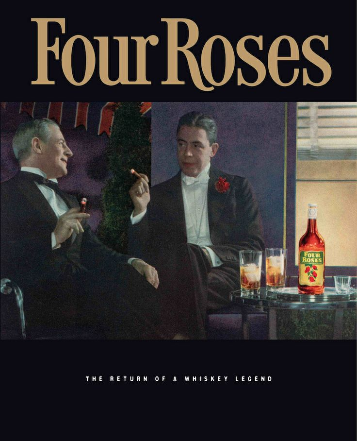 Conan Coffee Table Books Part - 48: American History Enthusiasts And Whiskey Buffs Alike Will Drink Up Al  Youngu0027s Beautiful Coffee Table Book, Four Roses: The Return Of A Whiskey  Legend.