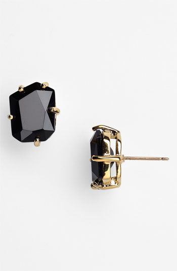 kate spade new york colored stone stud earrings (Nordstrom Exclusive)   #Nordstrom $24.90